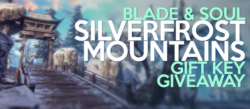 Mmorpg blade and soul sweepstakes and giveaways