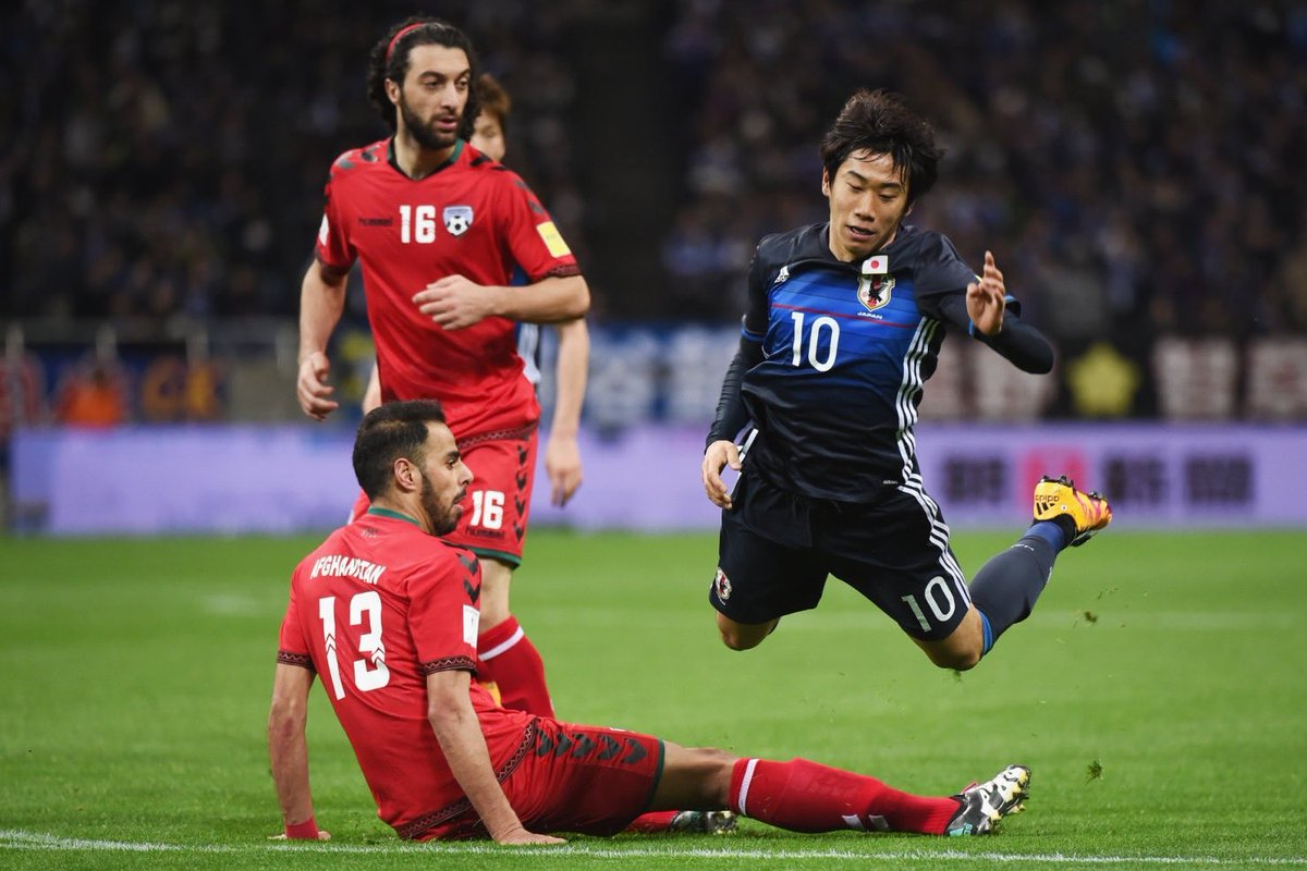 Video: Nhật Bản vs Afghanistan