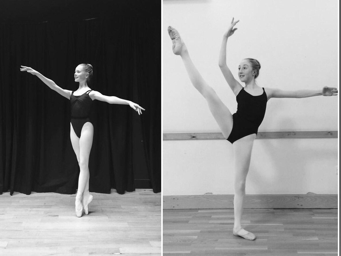"""RS Dance on Twitter: """"Congratulations to Freya & Tabetha, they have both secured places @TheRoyalBallet senior associates, London. https://t.co/Lk1qFEWSDZ"""""""