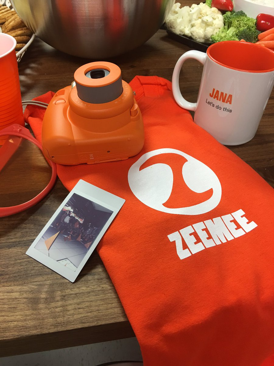 Welcoming @zeemeeapp to their new digs (and finally out of our office