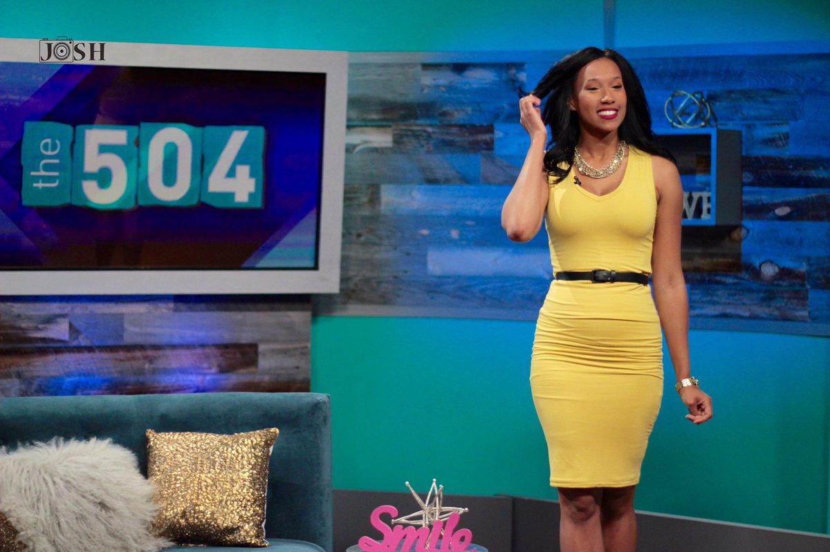 WWL TV Eyewitness Morning News - National Have Fun At Work Day! (1 ...