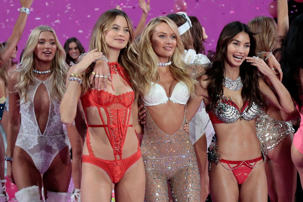 Victoria's secret launches new line with social support