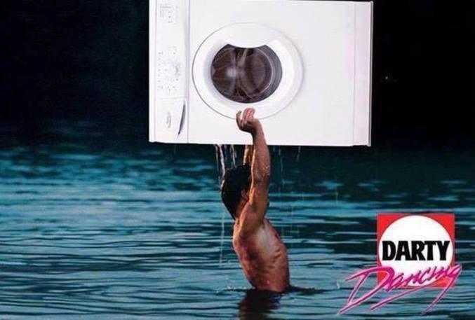 #Darty Dancing vous connaissez? :D #cinema #troll #DirtyDancing<br>http://pic.twitter.com/VRIotKJvCt