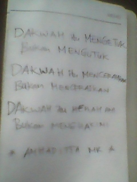 #JumatBerkah ~ DAKWAH ITU MENGETUK, MENCERAHKAN, dan MEMAHAMI.' Quote by @Amhaditsa || cc @haditsku @QuotesMasaKini pic.twitter.com/3SQNCjKHPe