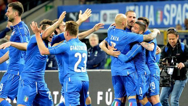 Germania Italia formazioni e diretta streaming