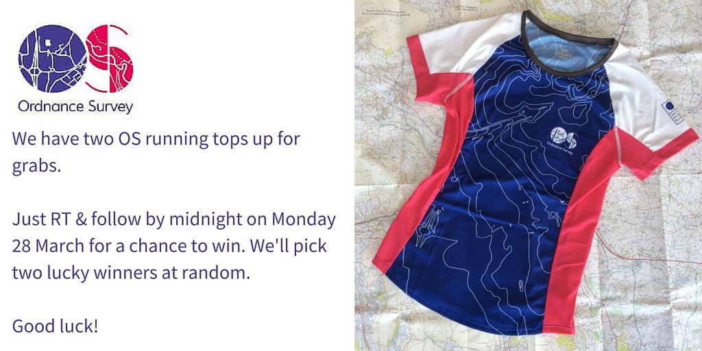 #FreebieFriday #competition time - just RT & follow for the chance to #win a lovely OS running top - good luck! https://t.co/s3P8fBYOP8