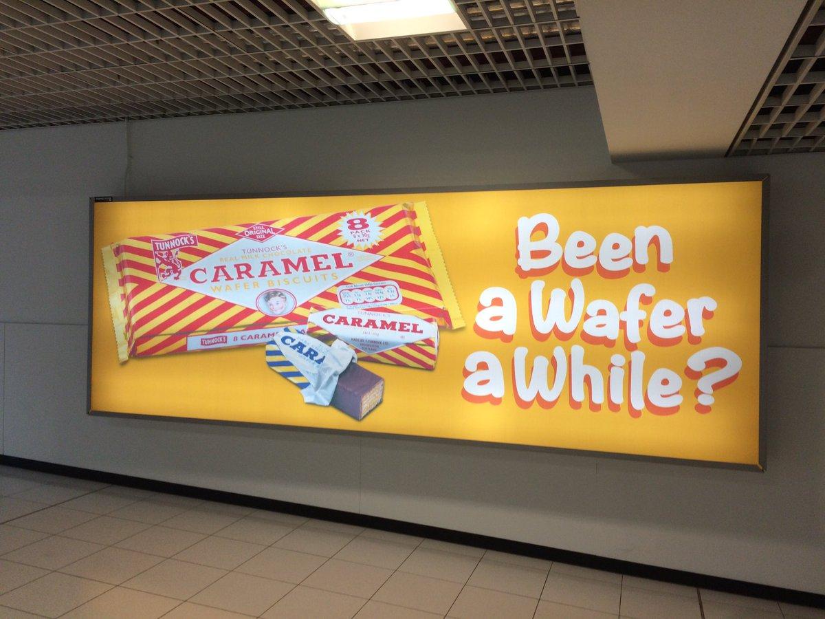 Nice work @TunnockOfficial at Birmingham airport! https://t.co/ks5J9PfYeC