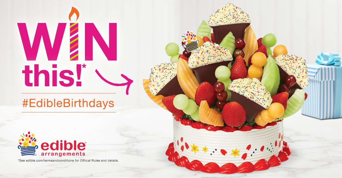 See our featured product: https://t.co/9JiqhxkOq5. Reply with your favorite thing about it to win! #EdibleBirthdays https://t.co/kkZBgWrDRL
