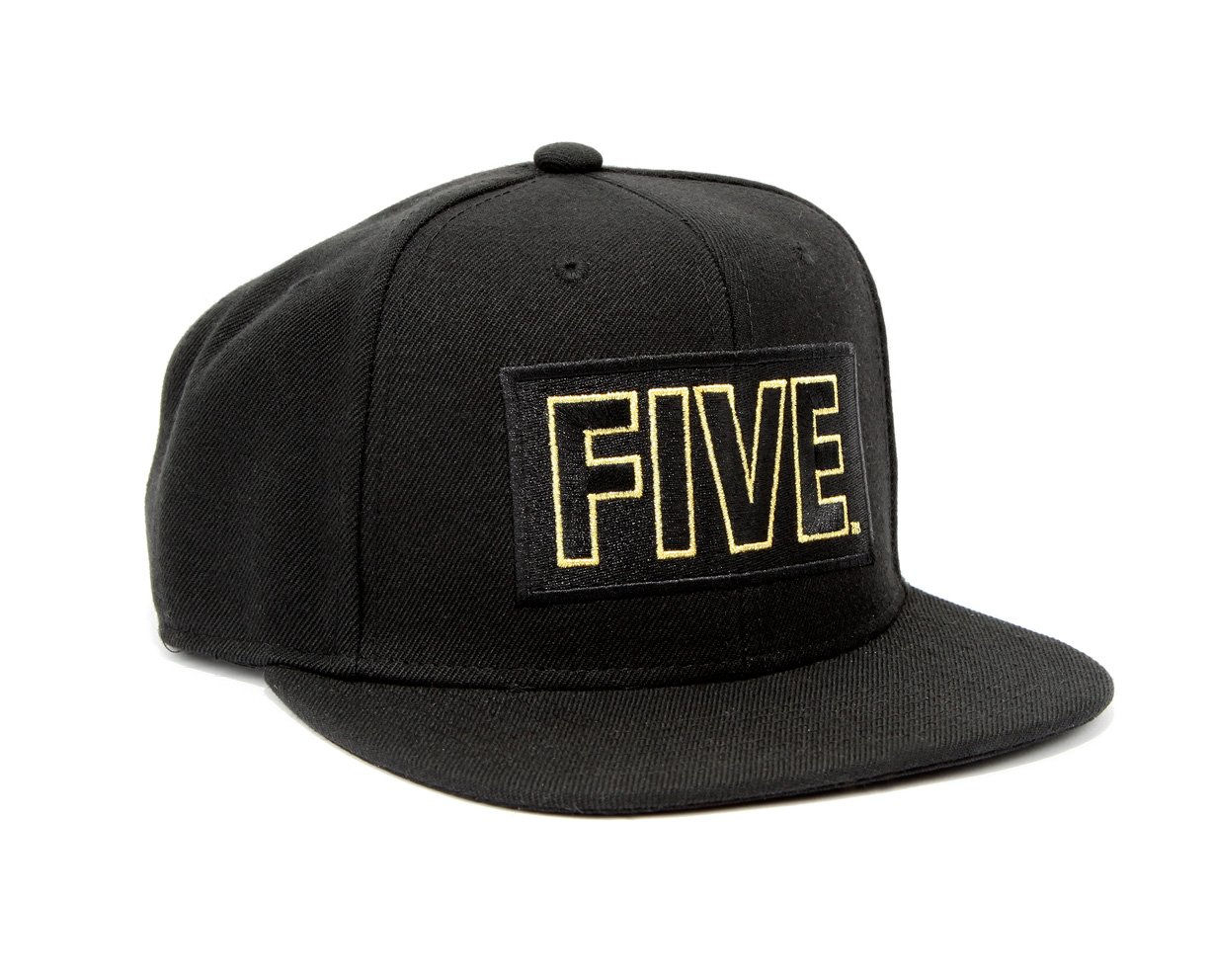 RT @5mag: The all new #FIVE Black/Gold Snapback has just landed in store https://t.co/5ZEUjJD3ZA https://t.co/PnDvgD5CES