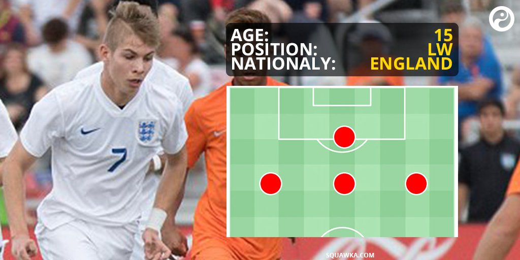 Squawka Football On Twitter 5 Everything You Need To Know About Arsenal S Academy Hot Prospect Emile Smith Rowe Https T Co 3s1ltlgxas Https T Co Agj3ewvye4