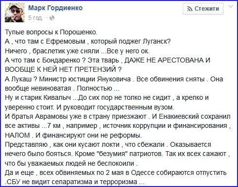 """Глава фракции БПП Грынив: """"Я с теневым руководителем не работал и не работаю, потому что такого нет"""" - Цензор.НЕТ 2188"""