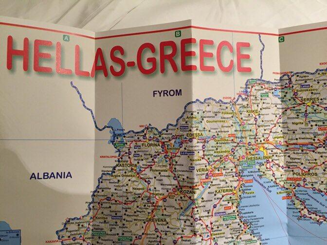 北マケドニアの基礎自治体