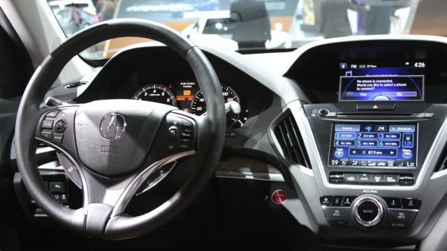 Acura S 2017 Mdx Gets A Sharper Design And Ful Hybrid Drivetrain Nyias Https T Co Hbtvh7fb3j Dcrk7s8whd