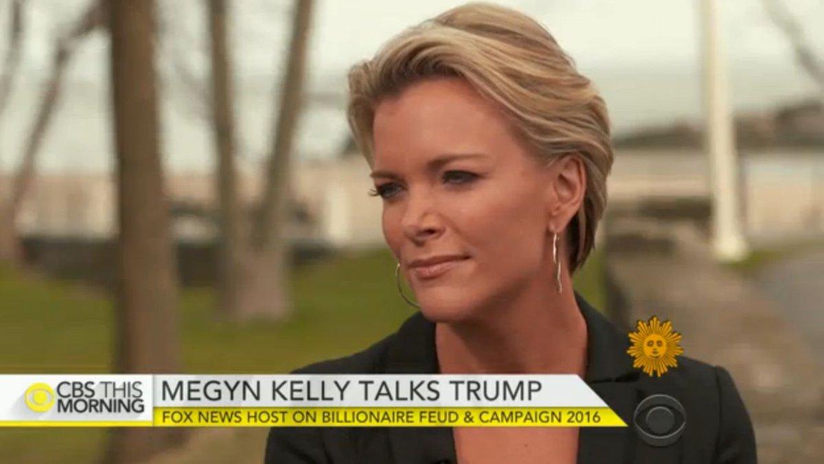 Megyn Kelly whining again. Bill O'Reilly didn't help her against Trump