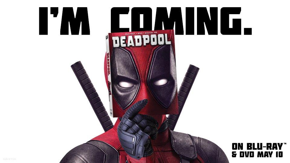 Deadpool Blu-ray Trailer 1