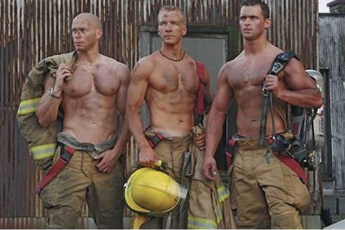 How to meet single firefighters