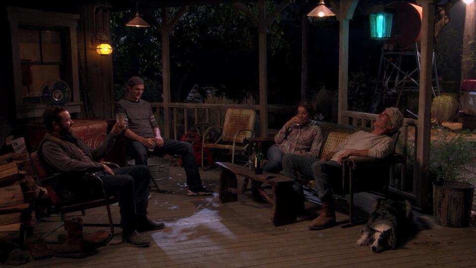 The ranch di netflix stagione 1 un super cast non basta a for Planimetrie della casa del ranch di un livello