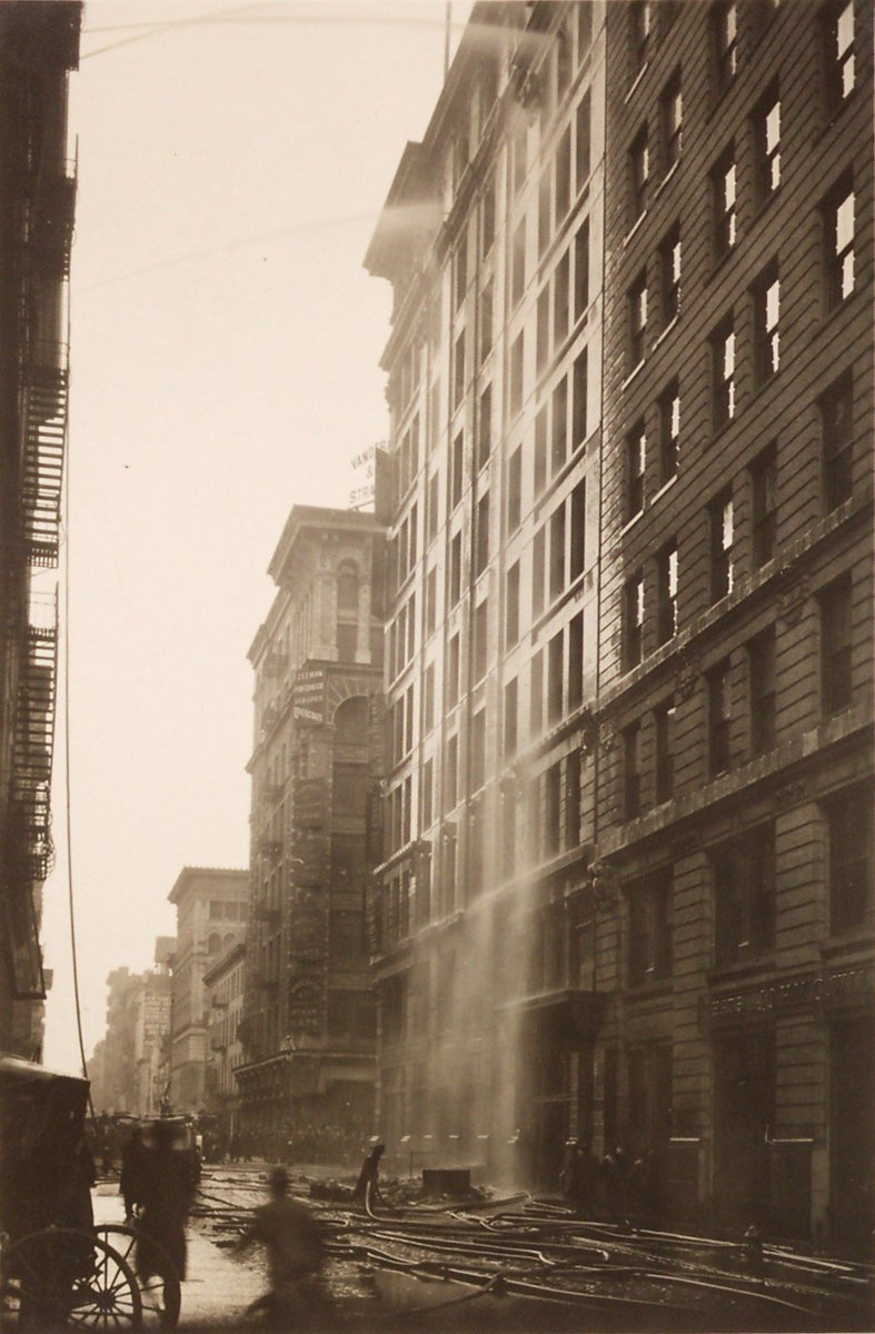 The Triangle Shirtwaist Fire broke out in NYC otd in 1911. The blaze claimed the lives of 146, 123 were women https://t.co/nU0qoMwFyC