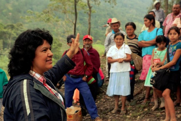 For Latin American environmentalists, death is a constant companion #BertaCaceres  https://t.co/XGm1vJS2PK https://t.co/6YgLh9kucu
