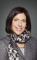#PROJECT338: Ms. Karine #Trudel (@trudel_karine), #NDP MP for #Jonquière (#Quebec), is 10th. Image © HofC. #Saguenay<br>http://pic.twitter.com/l0jHRf6UzH