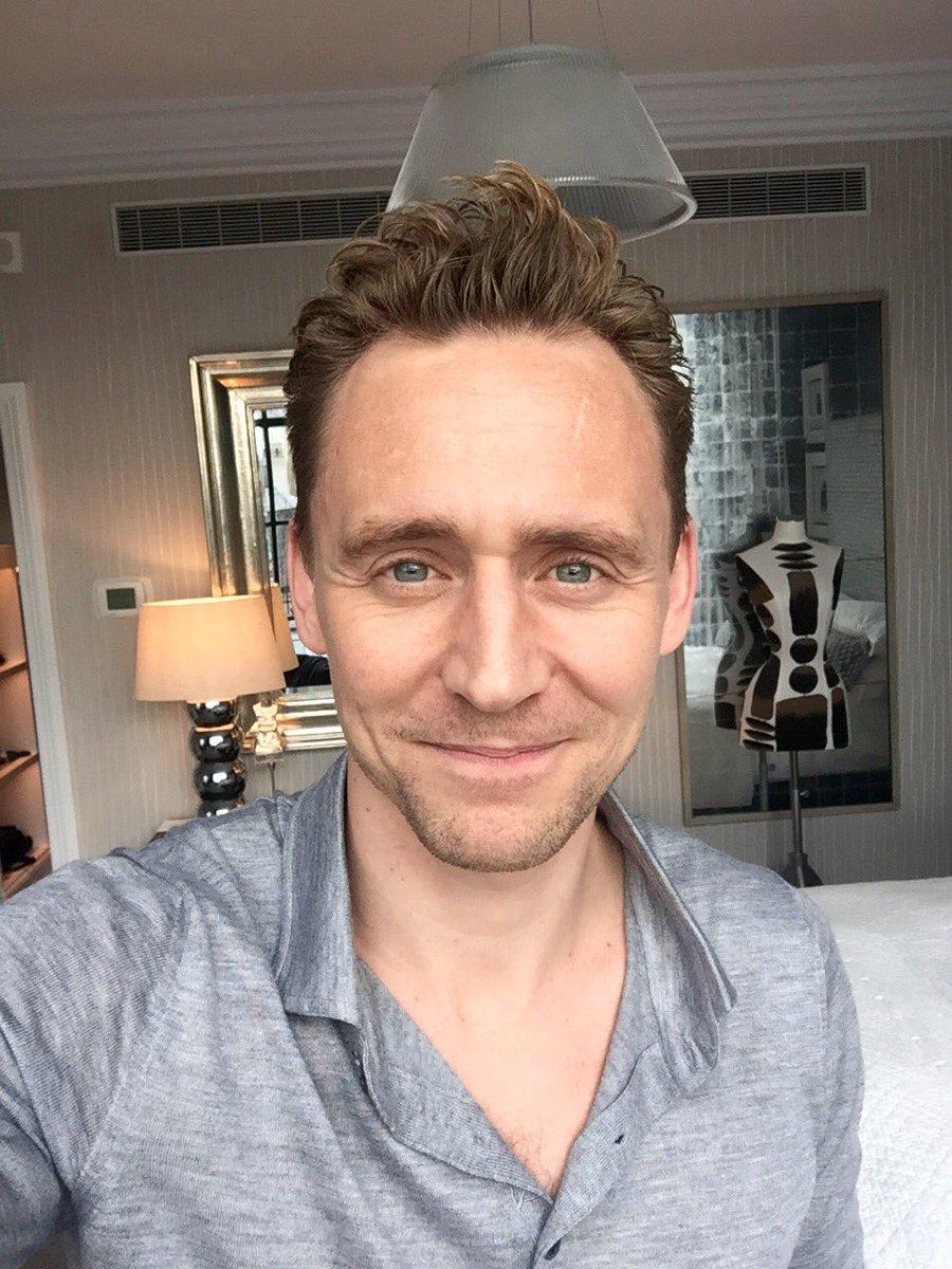Tom Hiddleston on Twitter: