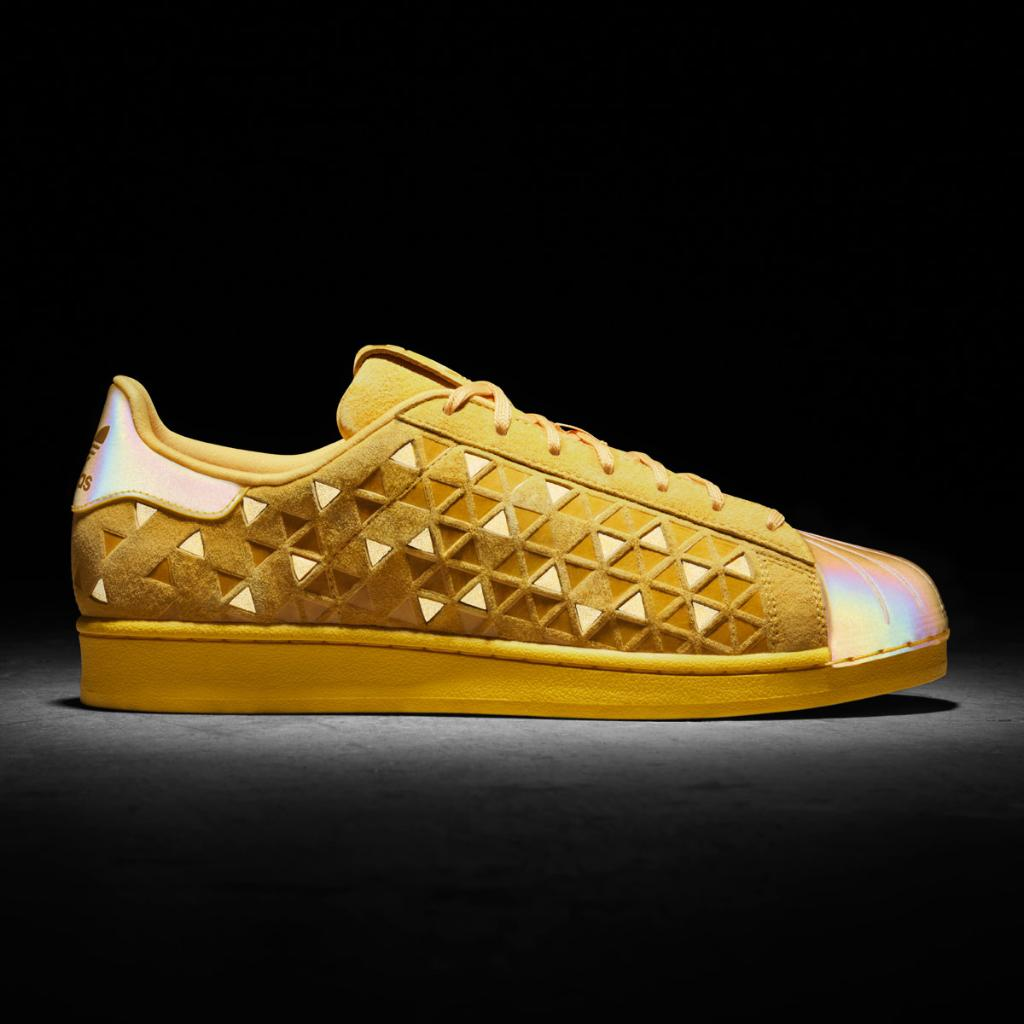 adidas originals superstar bambino oro