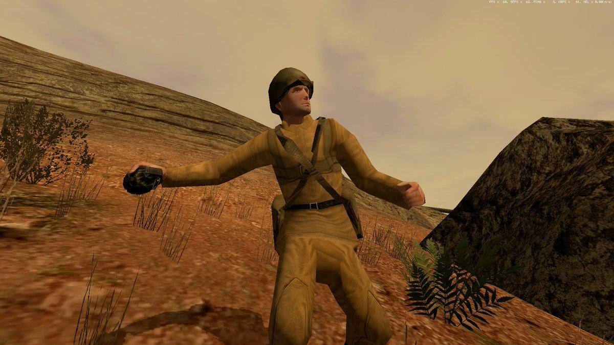 Soviet Grenadier