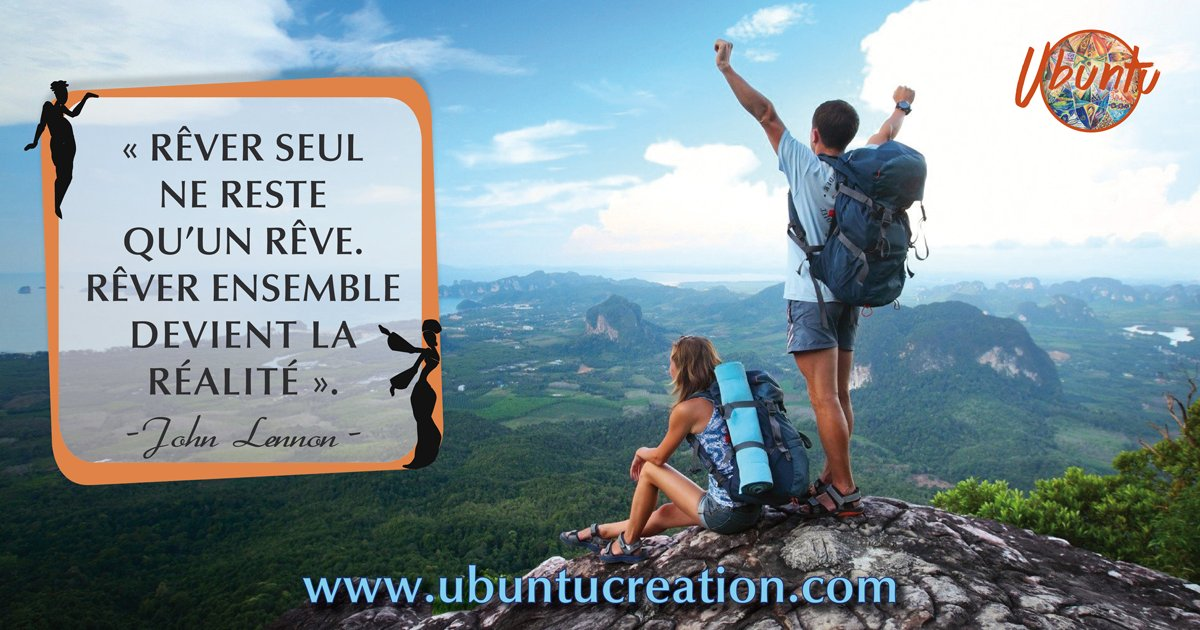 Ubuntu Creation On Twitter Ensemble Nous Sommes Plus