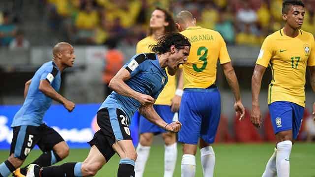 Para Uruguay fue un triunfo; para Brasil, una derrota
