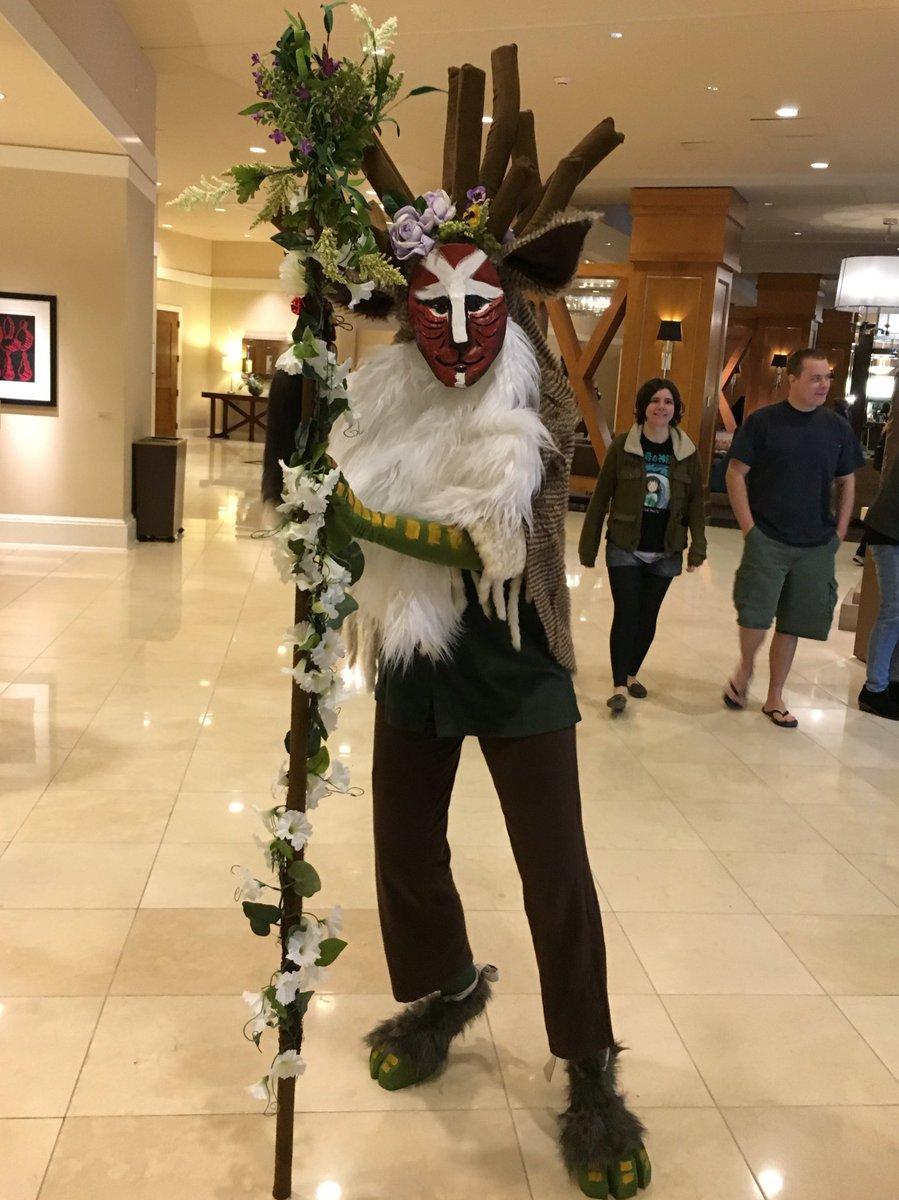 Eren Jaeger On Twitter Princess Mononoke Forest Spirit