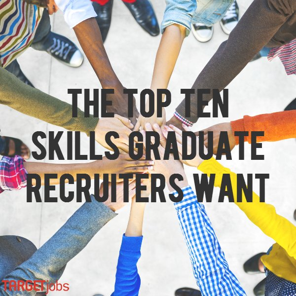 Impress employers & stand out from the crowd with the top 10 #skills recruiters want! https://t.co/tX4baJGZeS https://t.co/ETlkuvjX2Q