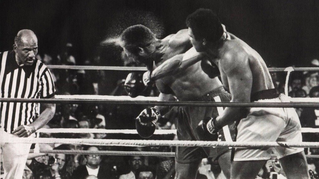 Foto The rumble in the jungle - George Foreman, l'highlander della boxe
