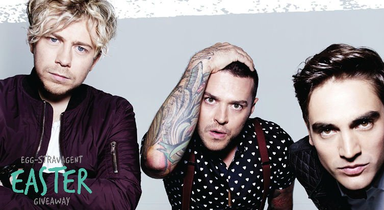 OUR PENULTIMATE PRIZE...two tix to see @Busted at our arena 4 June! Simply RT & FOLLOW us for the chance to #win! https://t.co/wPrwKmKDL1