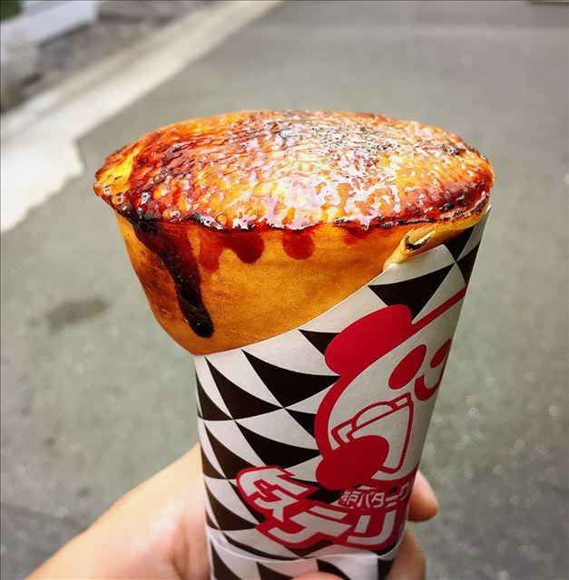 【ヒステリックジャム】@神戸常時90種類以上のクレープがあるお店♡クレームブリュレクレープが大人気♡中はとろ〜りクリーム!生クリームとカスタードクリームの2種類を使っているので深みがあり、病みつきに♡ pic.twitter.com/4fVCdiUEOk