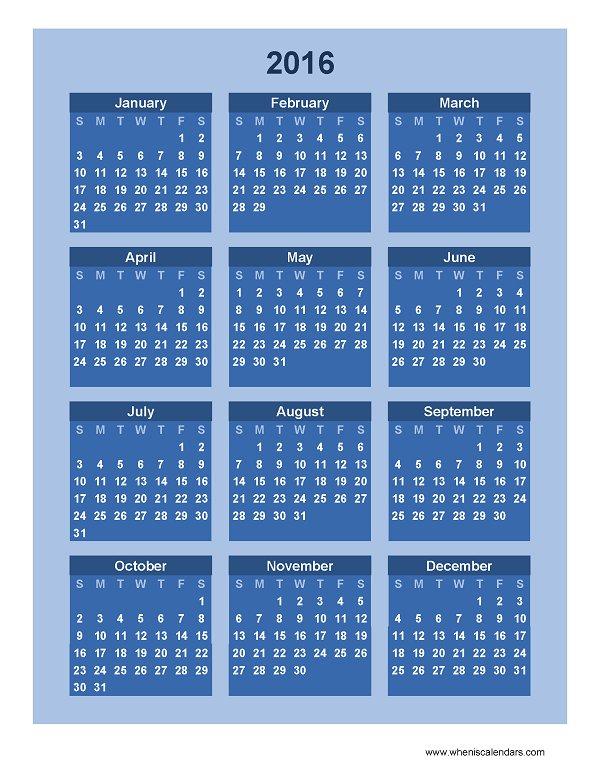 Whenis Calendars Wheniscalendars Twitter