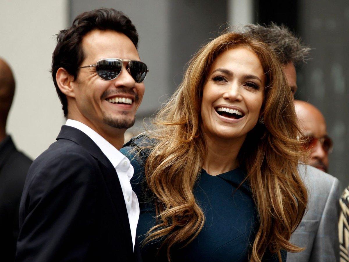 Jennifer López  habla de  exmatrimonio con Marc Anthony