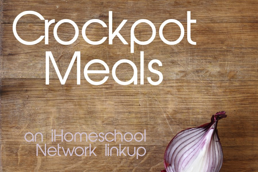Crockpot Meals for the #Homeschool Family https://t.co/dP4a9YIaka #ihsnet https://t.co/bc5yfqHOph