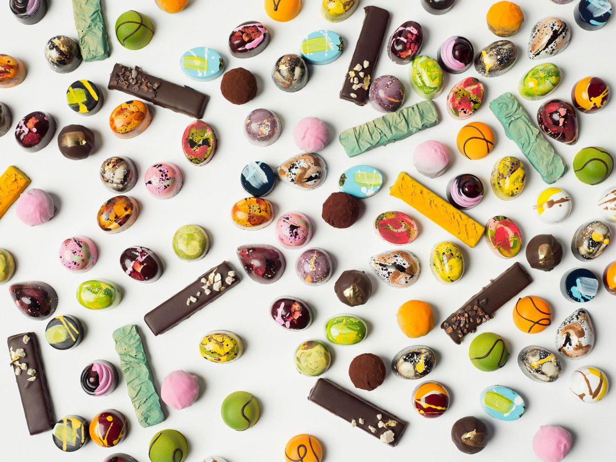 Conde Nast Traveler On Twitter The 9 Best Chocolate Shops In The