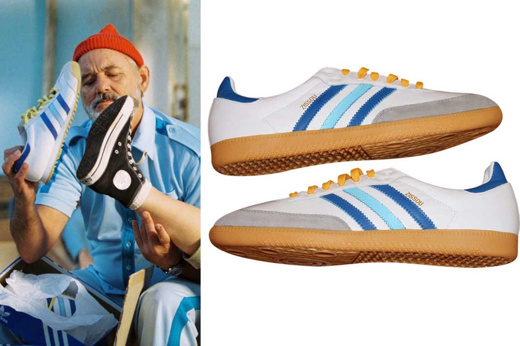 Steve Zissou Shoes