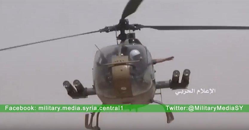 القوات الجويه السوريه .....دورها في الحرب القائمه  - صفحة 2 CefugOGWwAAMUD6
