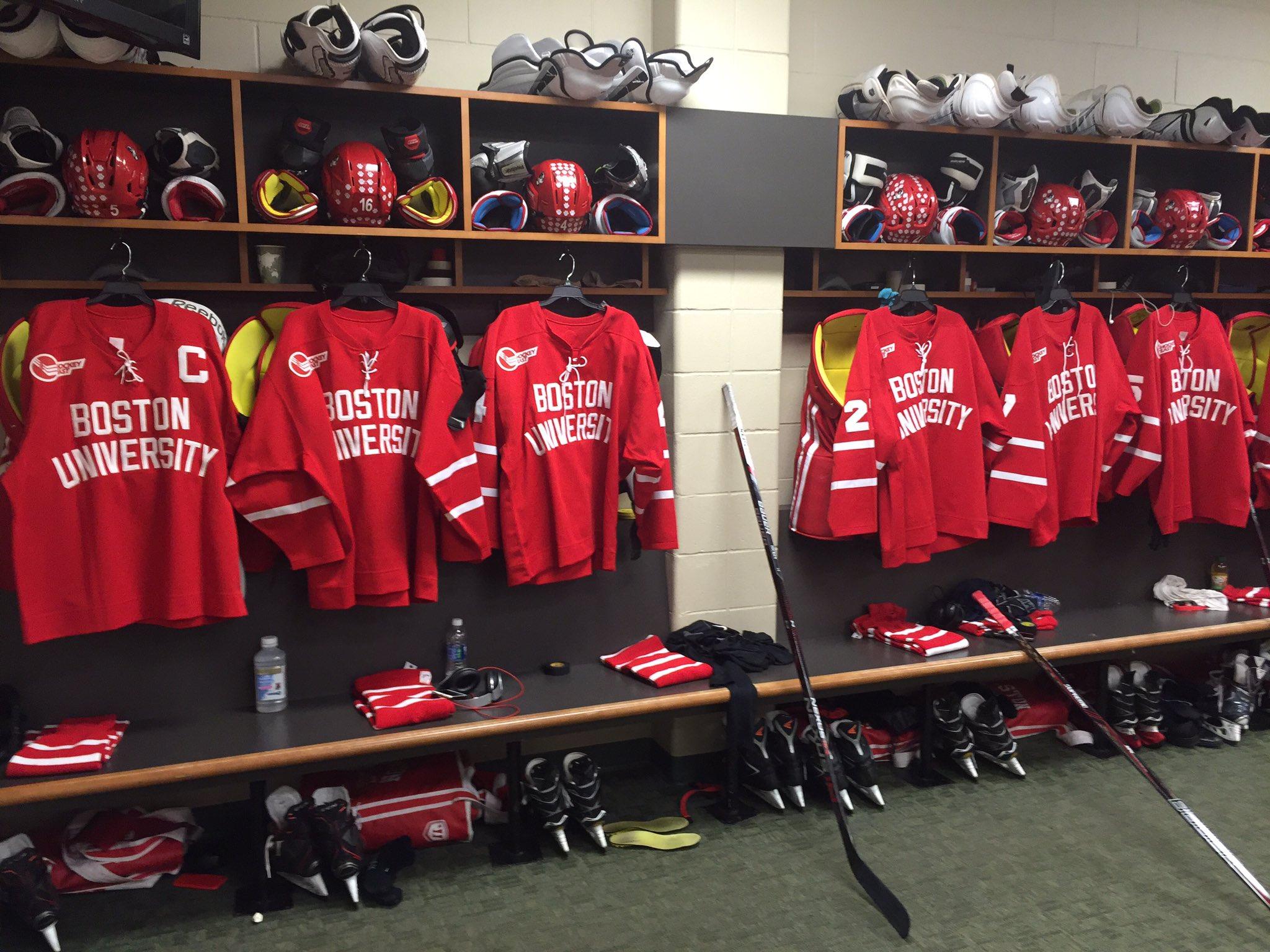 big sale 884fe 4b848 Boston University Hockey T Shirts | Azərbaycan Dillər ...