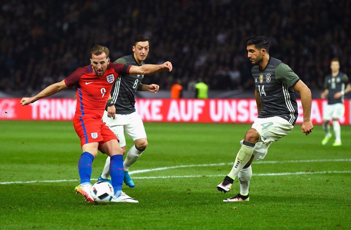 Germania Inghilterra Risultato Amichevole Video Gol: 2-3 26 marzo 2016