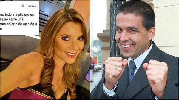 Gonzalo Núñez y Alexandra Hörler se pelean en twitter por  SilvioValencia   FOTO  https b1abcd35974ae