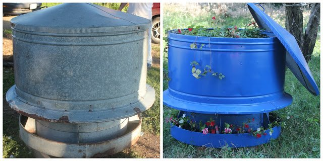 How We Converted an Old Steel Hog Feeder Into a Beautiful Raised Strawberry Bed! #EarthDay https://t.co/0ocNCD6oQh https://t.co/L9jYOpHxxo