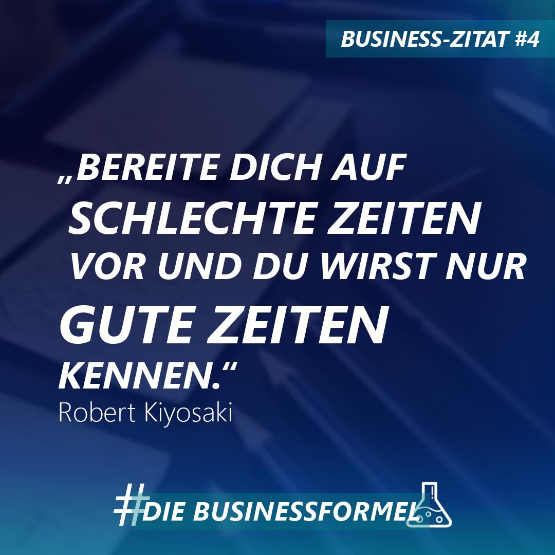Die Businessformel On Twitter Deine Morgenmotivation