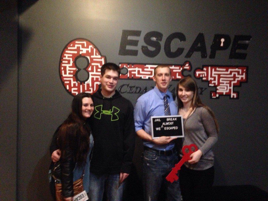 Escape Cedar Valley >> Escape Cedar Valley On Twitter The Warden Is Happy You