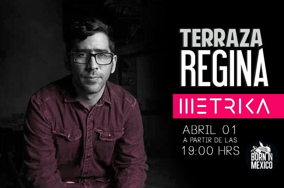 Los Canallas On Twitter Metrika 1 De Abril Terraza Regina