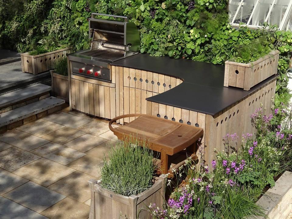 Dekton by cosentino on twitter bonita cocina exterior - Plan de travail cuisine a faire soi meme ...