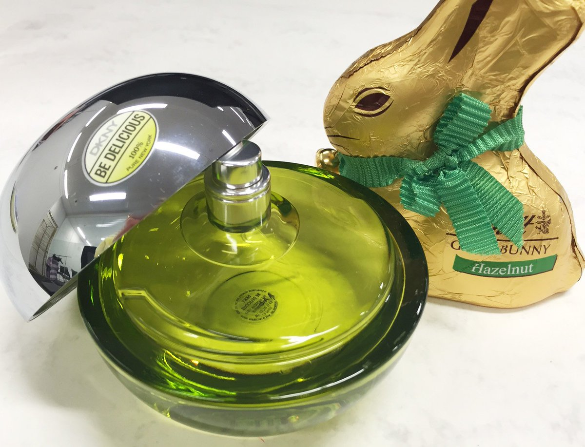 Happy Easter! For the chance to win the DKNY 'Be Delicious' fragrance, simply retweet to #win! https://t.co/H4wPnxwPdP