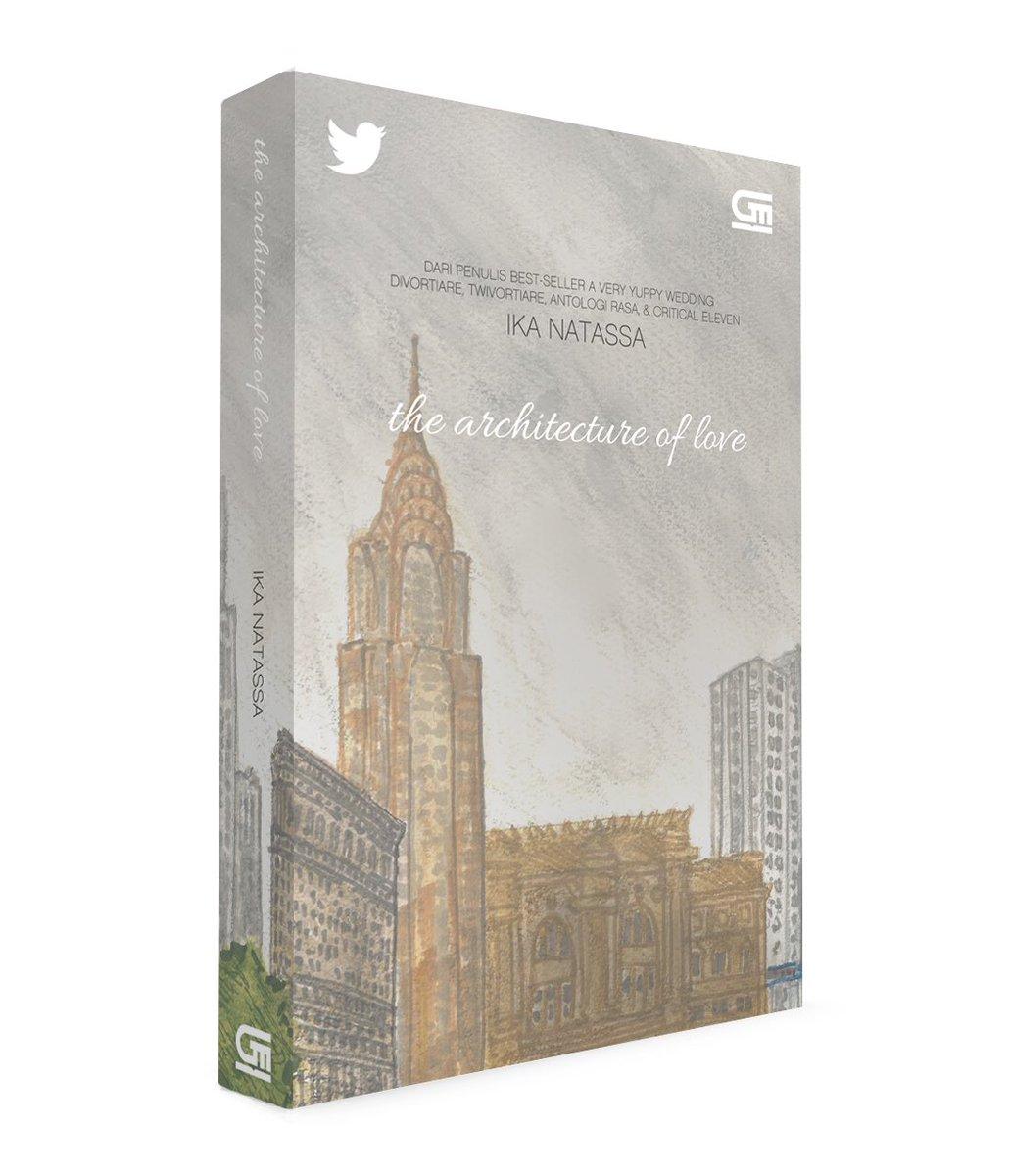 Mau ngukur kuota PO nih. RT twit ini kalau kelen mau PO The Architecture of Love bulan depan.